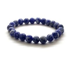 Wholesale Sodalite Bead Bracelet For Sale