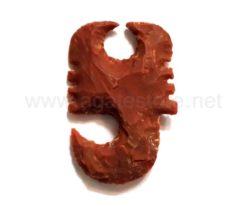 wholesale Handmade Agate Scorpion Artifact for sale
