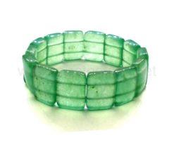 Wholesale Green Onyx Banded Bracelet For Sale