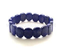 Wholesale Lapis Lazuli Banded Bracelet For Sale