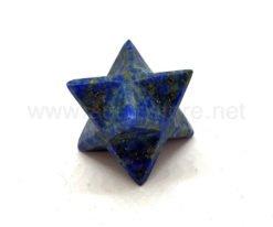 8 Points Lapis Lazuli Crystal Merkaba Star