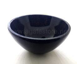 Wholesale Blue Goldstone 3 inch Bowls for Sale