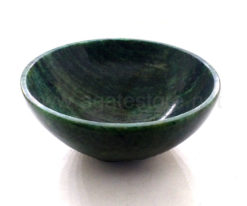 Wholesale Green Mica 2 inch Bowls for Sale