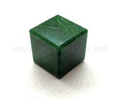 Wholesale Green Mica Cubes