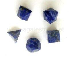Wholesale Lapis Lazuli 5pcs Geometry Set