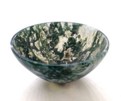 Wholesale Moss Agate 2 inch Bowls for Sale
