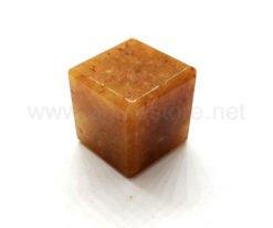 Wholesale Red Aventurine Cube