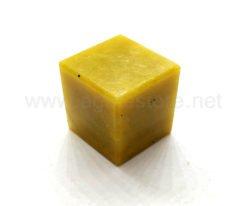 Yellow Aventurine Cube Shape