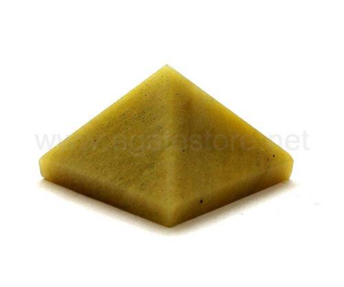 Yellow Aventurine Small Pyramids