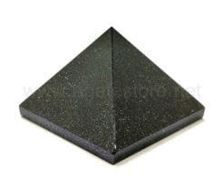 Blue Sunstone Pyramid