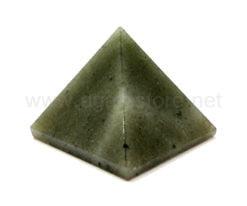 Grey Agate Pyramid
