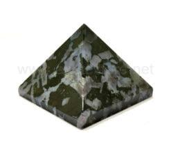 Indigo Gabbro Pyramid