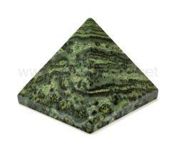 Kambaba Jasper Pyramid