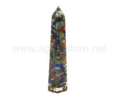 Wholesale 7 Chakra Orgonite Obelisk for Sale
