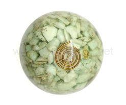 Wholesale Amazonite Orgone Spheres for Sale