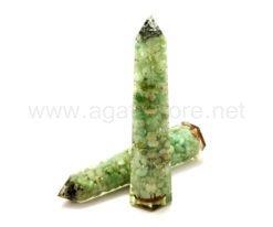 Wholesale Amazonite Orgonite Obelisk for Sale