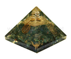 Wholesale Bloodstone Orgone Pyramid for Sale