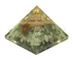 Wholesale Green Aventurine Orgone Pyramid for Sale