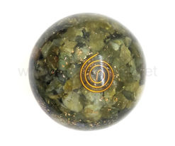 Wholesale Labradorite Orgone Spheres for Sale