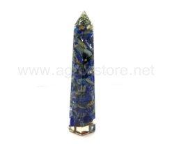 Wholesale Lapis Lazuli Orgonite Obelisk for Sale