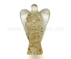 Wholesale Crystal Quartz Orgone Angels for Sale