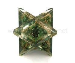 Wholesale Green Aventurine Orgone Merkaba Star for Sale